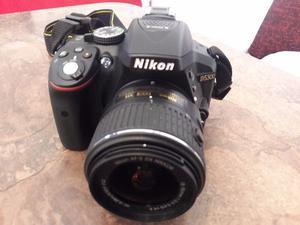 Vendo Maquina Fotografica Nikon D muy poco uso.