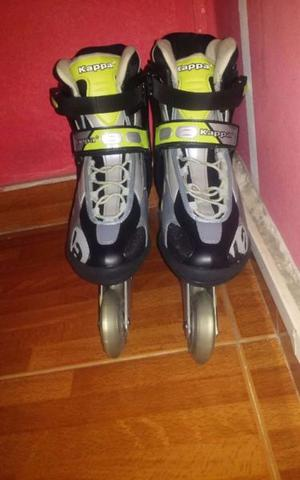 Vendo rollers talle 42!