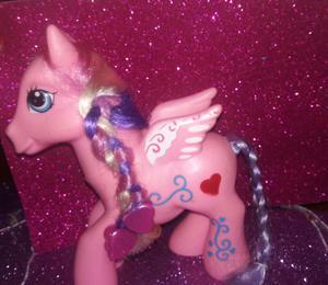 Pony con luz y sonido