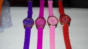 Relojes varios modelos!!!