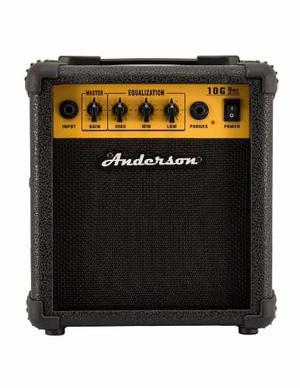 Ross / Anderson G10 Amplificador Para Guitarra De 10w