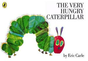 The Very Hungry Caterpillar By Eric Carle - Puffin Books