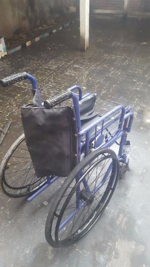 vendo silla de ruedas con detalle precio