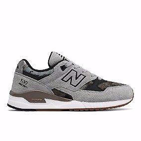 vendo zapatillas nuevas,NEW BALANCE 530 GREY