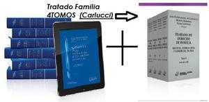 Codigo Civil Y Comercial Rivera+ Tratado De Familia 4 Tomos