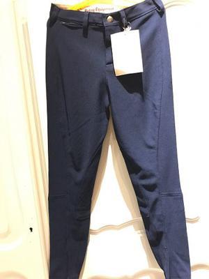Equitacion Breech Pantalon De Montar Para Niña Equistreech