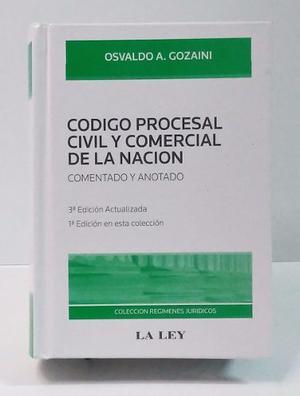 Gozaíni - Código Procesal Civil Y Comercial Comentado