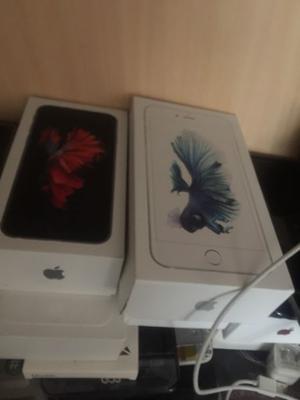 Vendo iphone 6s 6s plus y 6 plus