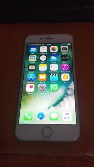 vendo mi iphone 6 de 16 gb libre !!!