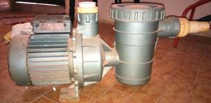 Bomba de agua para pileta con filtro Motorarg Pool 50