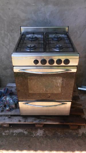 Cocina domec 4 hornallas