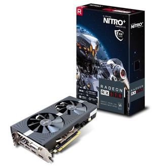 Placa de Video Sapphire Radeon RX GB Nitro+ DDR5