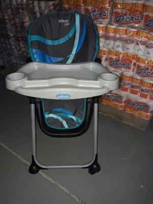 Vendo silla para bebé, casi sin uso, impecable