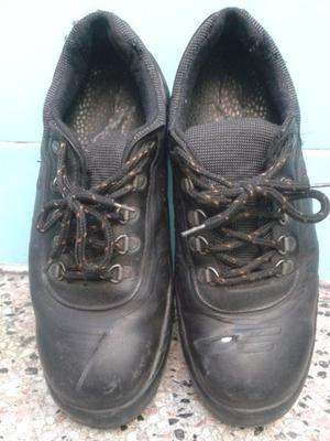 zapatos usados de seguridad ombu