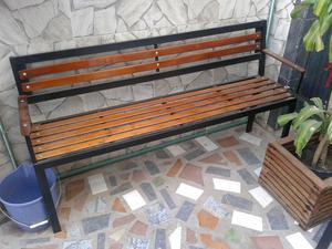 Banco tipo plaza