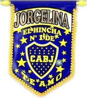 Banderines De Boca