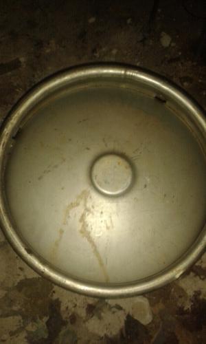 Barril para cerveza con conector G.