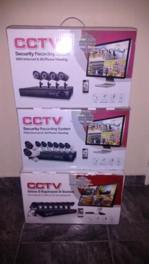 Camaras de seguridad CCTV HD