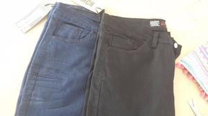Jeans Hombre. Tela elastizada. Talles 44. NUEVOS!!! $350 c/u