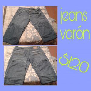 Jeans de varón