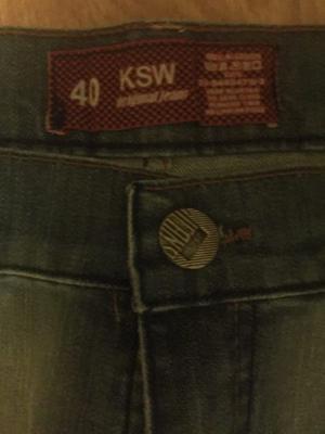 Pantalon Jean Kusaw Elastizado Chupin