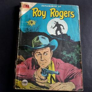 Revista Roy Rogers Album Especial Nº 1