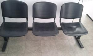 Sillones sala de espera posot class for Sillas sala de espera