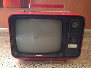 ANTIGUO TV HITACHI