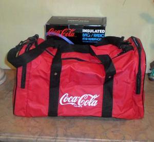 Bolso Termico De Coca Cola Con Radio Am-fm