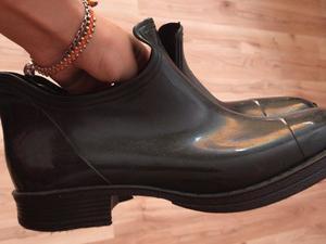 Botas de lluvia 35