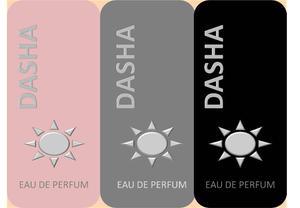 DASHA EAU DE PERFUM