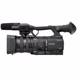 Excelente Cámara De Video Profesional Sony Hvr-z5