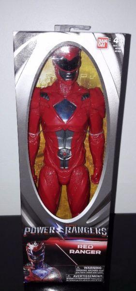 Hiper Figura Power Rangers Movie 30 Cm Ranger Bandai