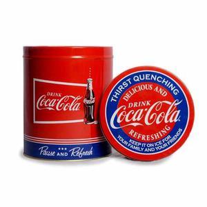 Lata Coca Cola Grande 20cm Coleccion