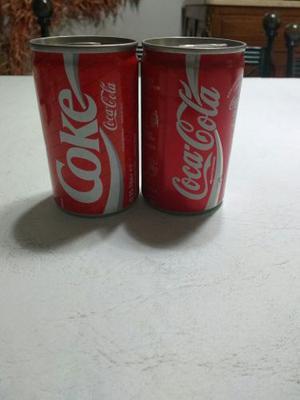 Latitas Colección Olimpiadas Coca-cola 150ml Vacias