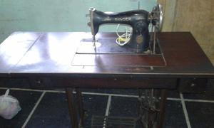 Maquina de coser Singer, totalmente original, funcionando,