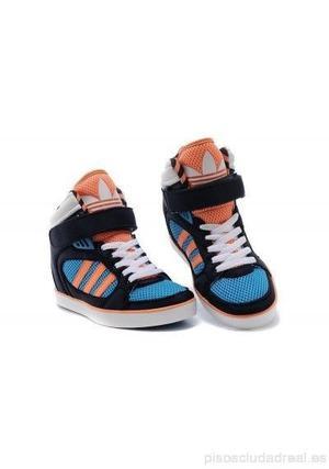 zapatillas adidas con tacos