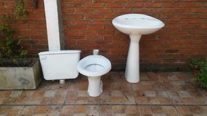 Pileta lavamanos ferrum imperdible posot class for Inodoro con mochila incorporada