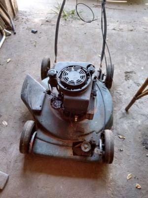 Cortadora de pasto naftera