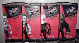 """Figura Muñeco Suicide Squad Metals Die Cast 4"""" Jada Toys"""