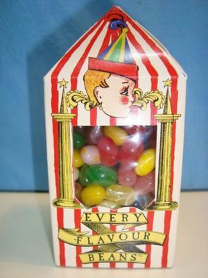 Harry Potter Every Flavour Beans Grageas De Todos Sabores
