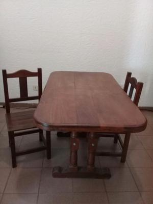 Esquinero rinconero algarrobo mesa bancos para posot class for Mesa de esquinero