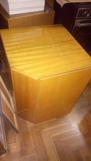 Mueble De Madera De 5 Lados Con Tapa, Guardador
