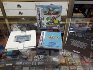 Super Mario World 2 Completo En Caja Con Manuales