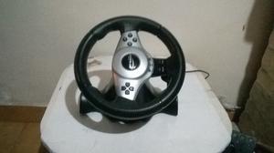 vendo volante con palanca y pedalera, PC,PS2 y 3!!urgente