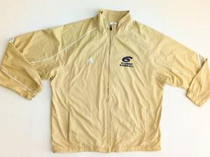 Campera adidas Clarion Baseball Hombre Rompeviento Talle L