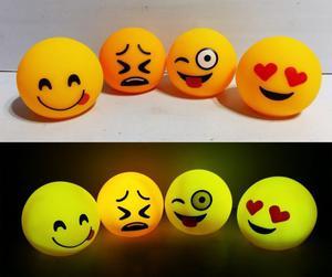 Luz de Noche Infantil Emoji Chica