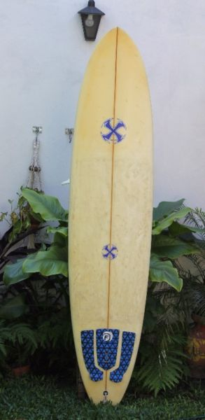 TABLA DE SURF FUNBOARD 7'8 XTORSION