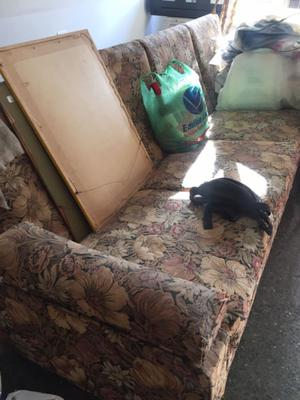 Vendo sillon antiguo 4 cuerpos