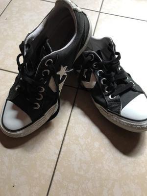 Zapatillas Converse negras originales TALLE 35